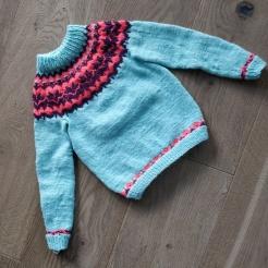 mijn eerste scandinavische trui